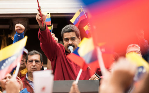 Venezuela Pro-Bitcoin Opposition May Use Maduro's Sanctioned Funds To Oust Him