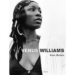 Black Tennis Pro's Venus Williams Book