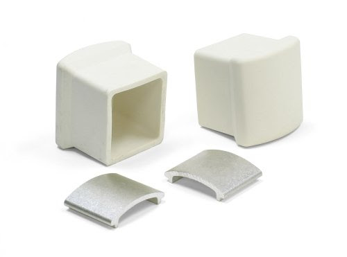 Werner Ac36 2 Replacement Rubber End Caps 1 Pair Ladder