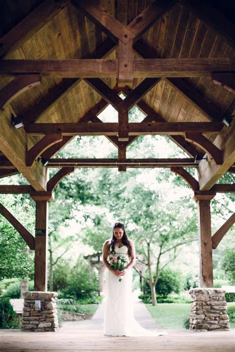 North Carolina Arboretum Wedding in Asheville