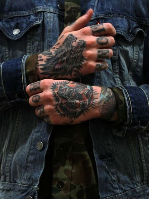 small hand tattoo ideas ultimate guide february