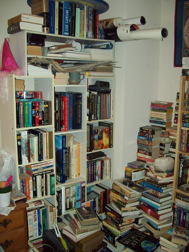 The shelves, beginning