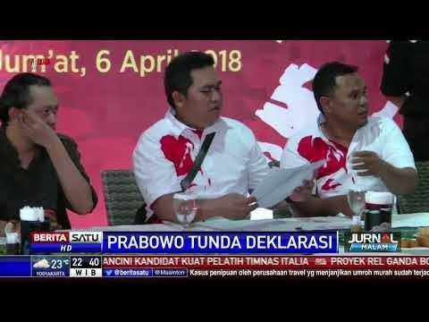 Gatot Nurmantyo Dideklarasikan Capres 2019: Prabowo Tergusur?