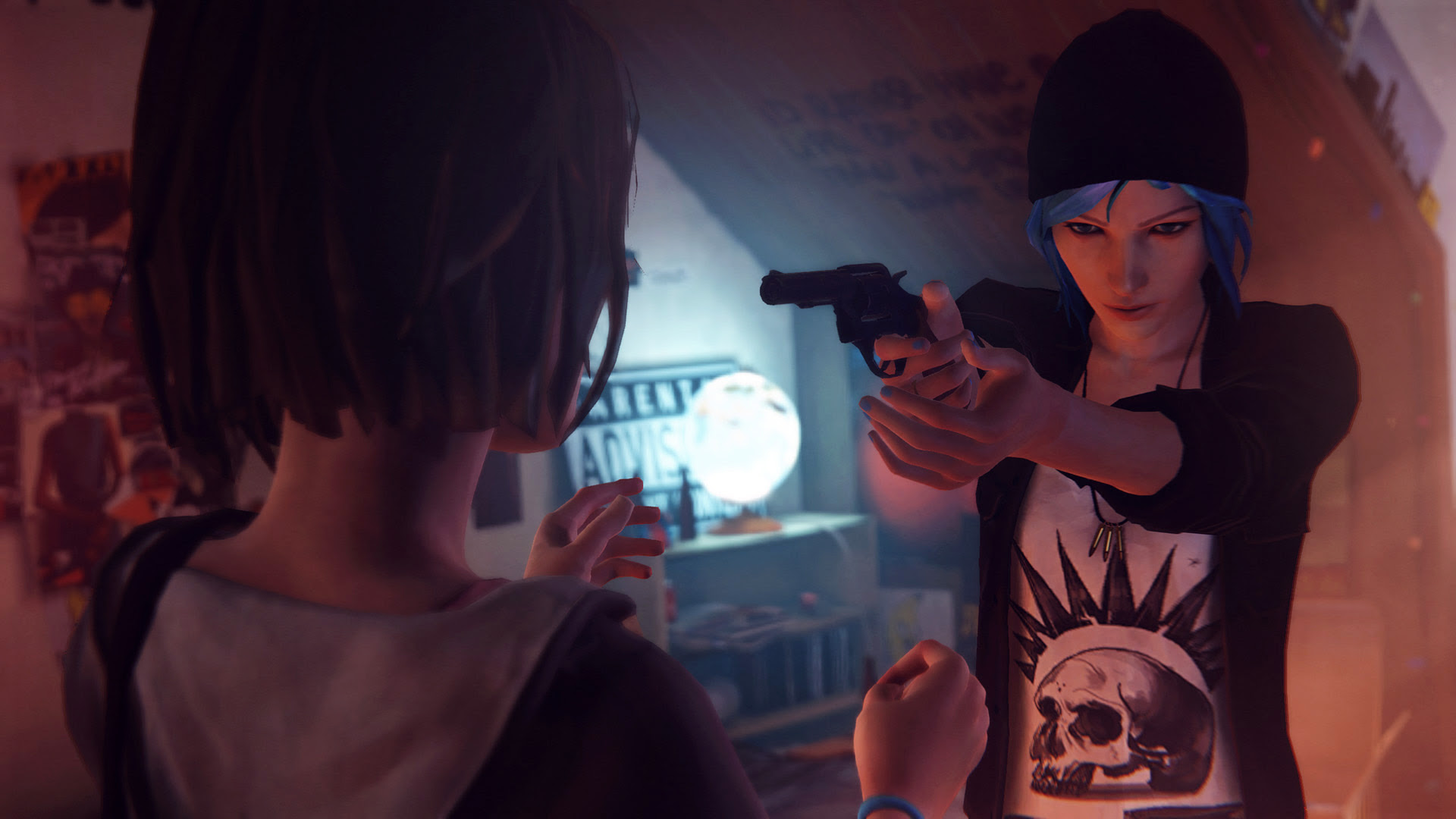 Life Is Strange Episode Four All Passcode Puzzle Solutions
