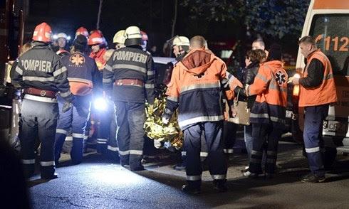 Hình ảnh Nổ hộp đêm Romani, hơn 200 người thương vong số 1