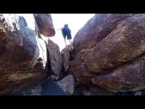 Go Pro - Mormon Trail, Arizona
