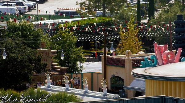 Disneyland Resort, Disney California Adventure, Cars Land, Luigi, Flying, Tires, Refurbishment, Refurbish, Refurb, Mickey, Fun, Wheel