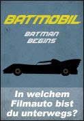 Aston Martin, VW-Bus oder das Batmobil - was ist dein perfektes Auto?