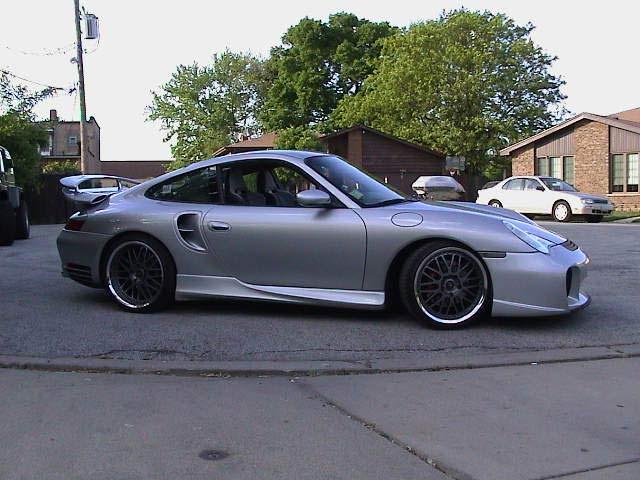 2001 Porsche 911 Turbo Protomotive 14 Mile Drag Racing