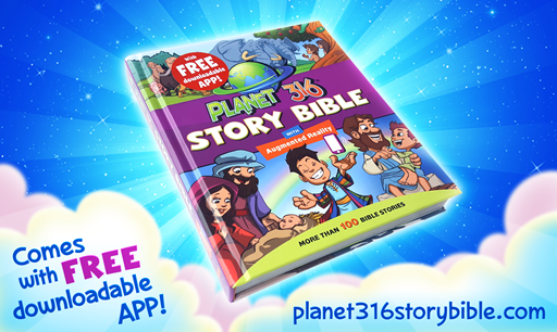 Planet 316 Story Bible and Bible App, Planet 316, Storybible, Interactive, hsreviews