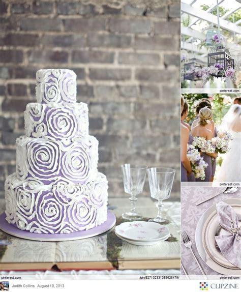 Best 25  Lavender wedding cakes ideas on Pinterest