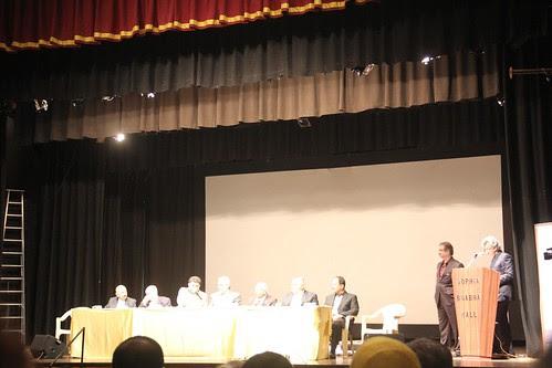 Dr Mansoor Showghi Yezdis Cafe Irani Chai ..Premiere at Sophia Bhabha by firoze shakir photographerno1