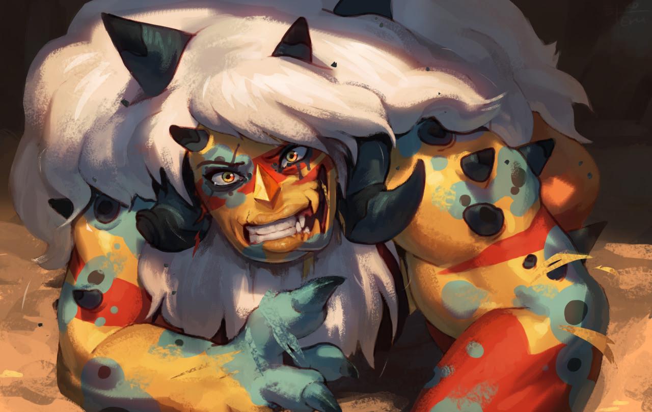 Corrupted Jasper