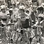 Pogny a déjà accueilli les plus grands coureurs cyclistes dans les années 1970 et 1980