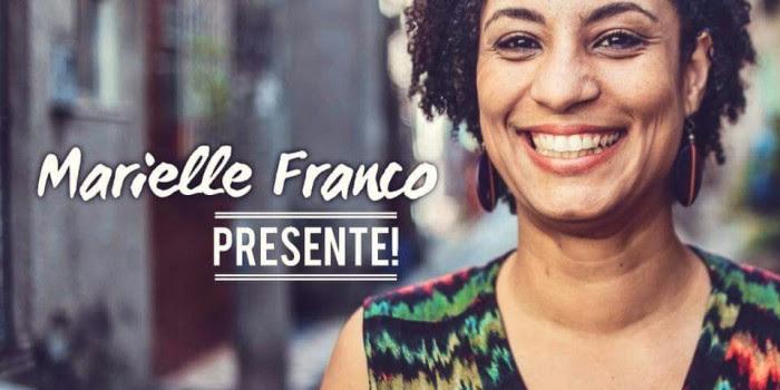 Resultado de imagem para Vereadora Marielle Franco