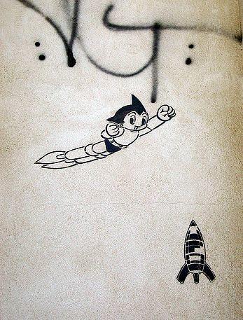astroboy by UfO