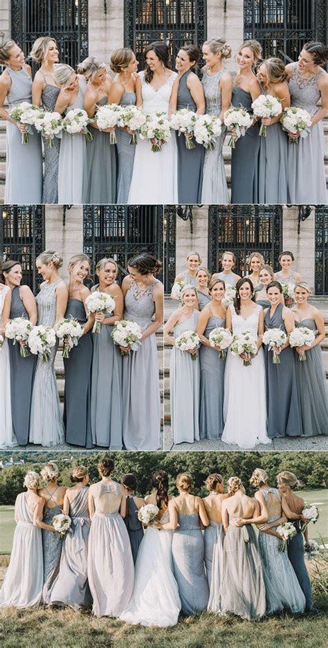 Trending Top 10 Mismatched Bridesmaid Dresses Inspiration