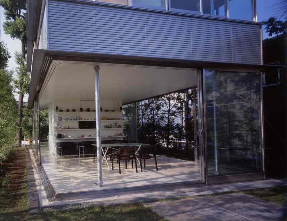 house,casa,Wall-less-house,Tezuka-Architects,arquitectura,vivienda
