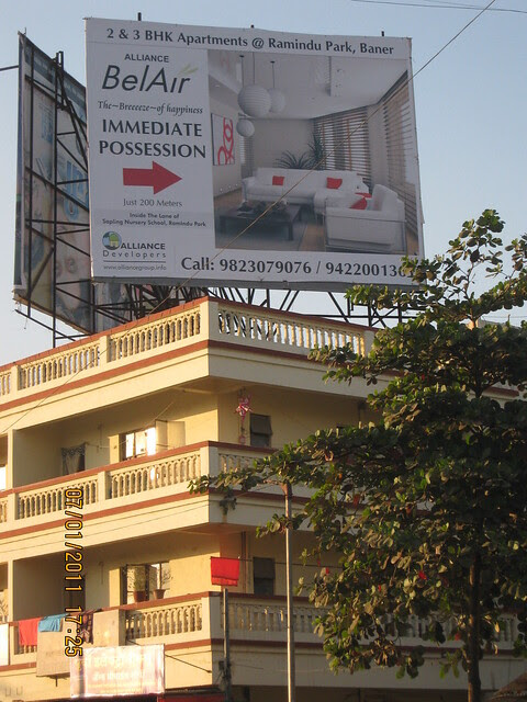 Alliance Belair - Immediate Possession! 2 BHK & 3 BHK Flats in Ram Indu Park - Real estate on Baner Road Pune