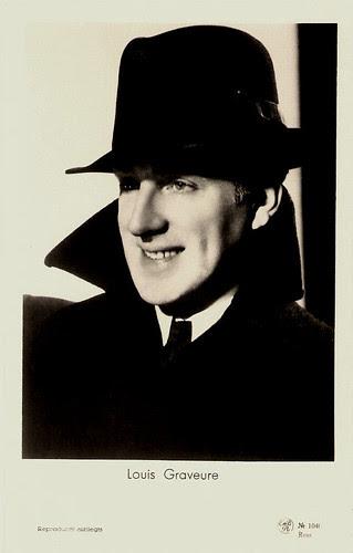Louis Graveure