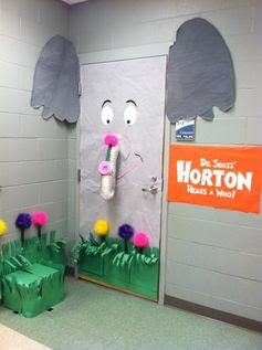 dr. seuss decorations for classrooms | classroom decorating ideas classroom door decorations dr seuss ...