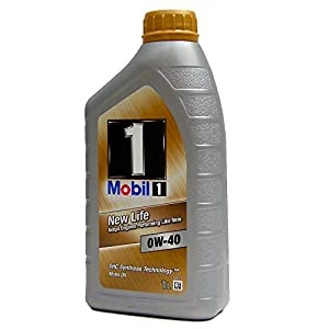 the best mobil 1 0w 40 new life fully synthetic engine oil. Black Bedroom Furniture Sets. Home Design Ideas