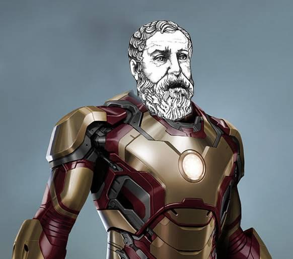 Ο Ήρων ο Αλεξανδρεύς ήταν ο Tony Stark της εποχής του