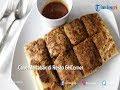 Menu Appetizer GH CORNER: Aneka Roti Canai dan Martabak Kari Malaysia