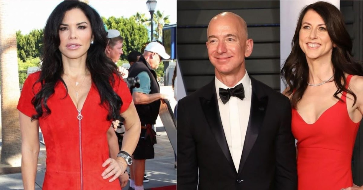 jeff bezos dating with asian