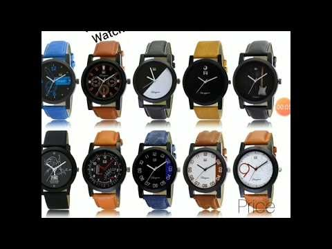 Best men's watches (pack of 10) ₹799 only