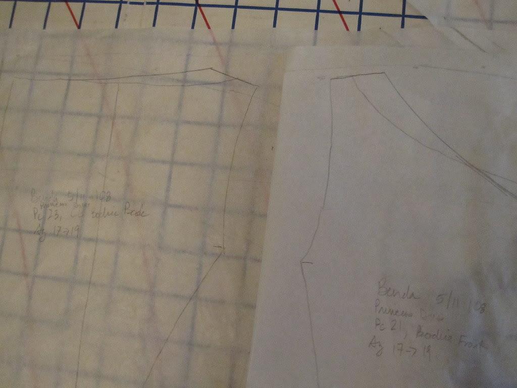 Widen Shoulder Straps/Narrow Neckline v.1