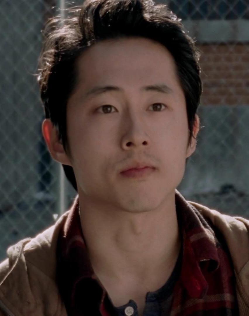 Glenn. ( the walking dead love story. ) Camp. - Wattpad