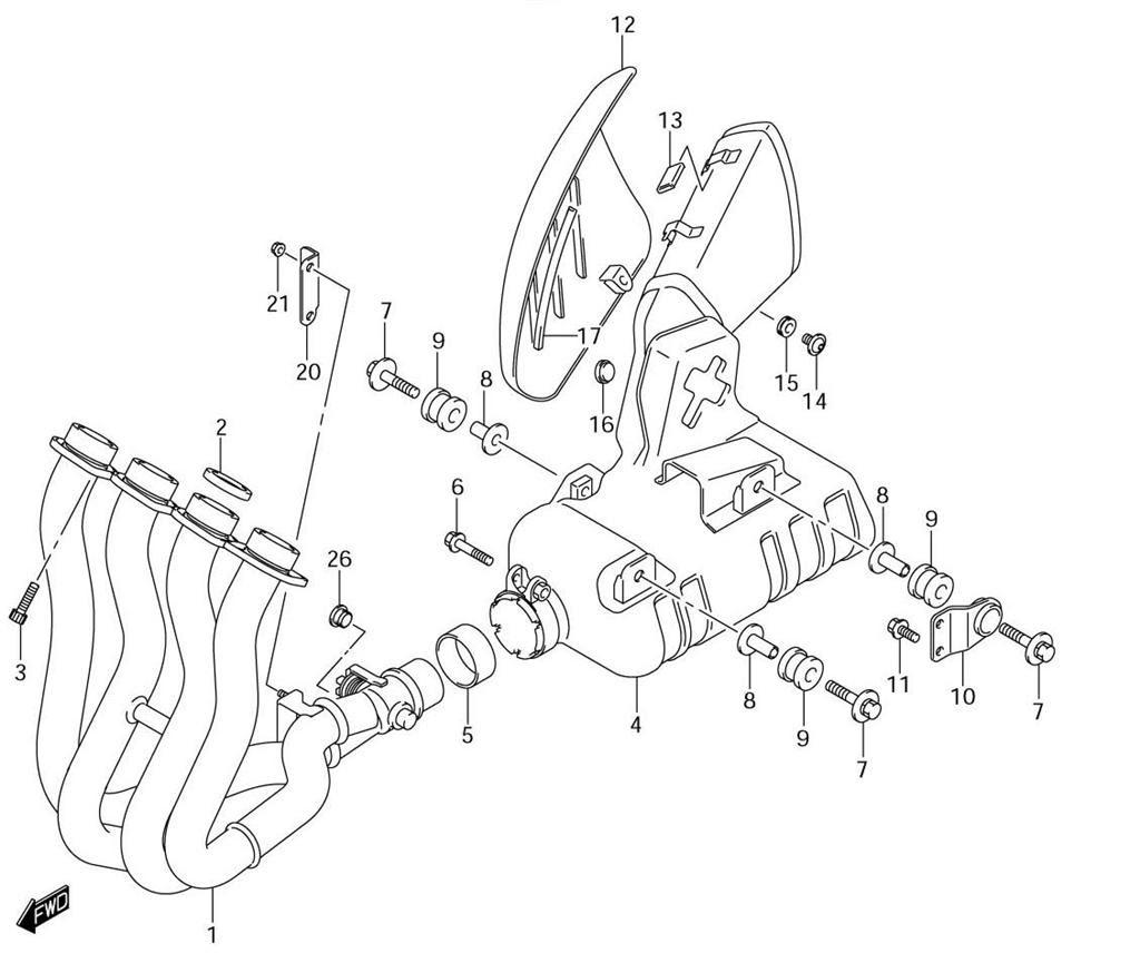 Suzuki Gsxr 600 Wiring Diagram