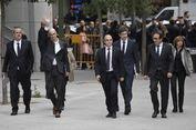 Nasib 10 Pejabat Catalonia Bakal Diputuskan Senin
