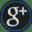 Hover-Google-plus icon