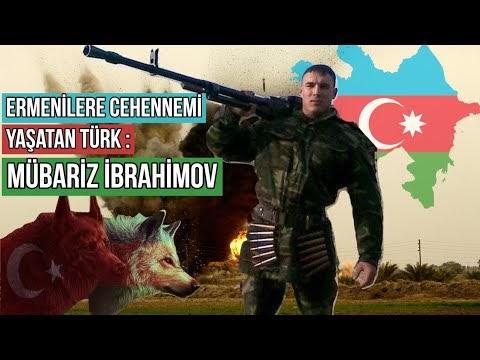 Ermenilere Cehennemi Yaşatan Müslüman Türk Askeri: Mübariz İbrahimov (Video)