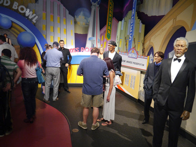 A Wax Museum That Totally Fails