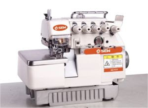 Super High Speed Overlock Sewing Machine (SE737F/747F/757F)