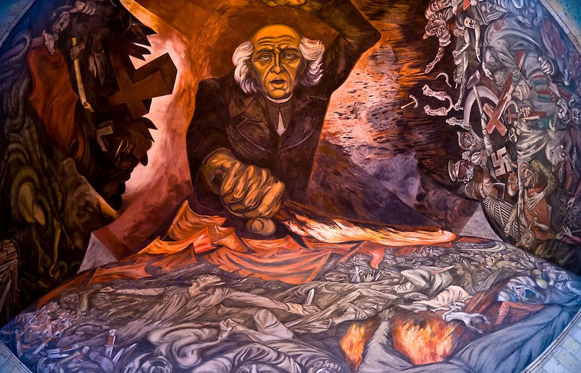 Fantasticas Obras Para Remembrar A Jose Clemente Orozco