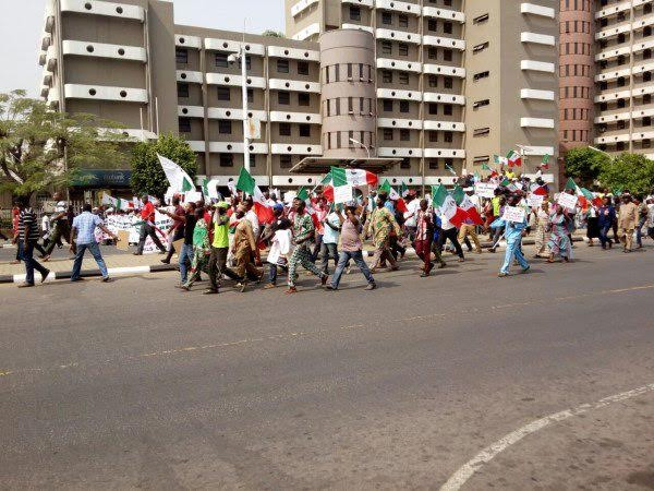 Image result for New minimum wage: why court cannot stop nationwide strike---Labour