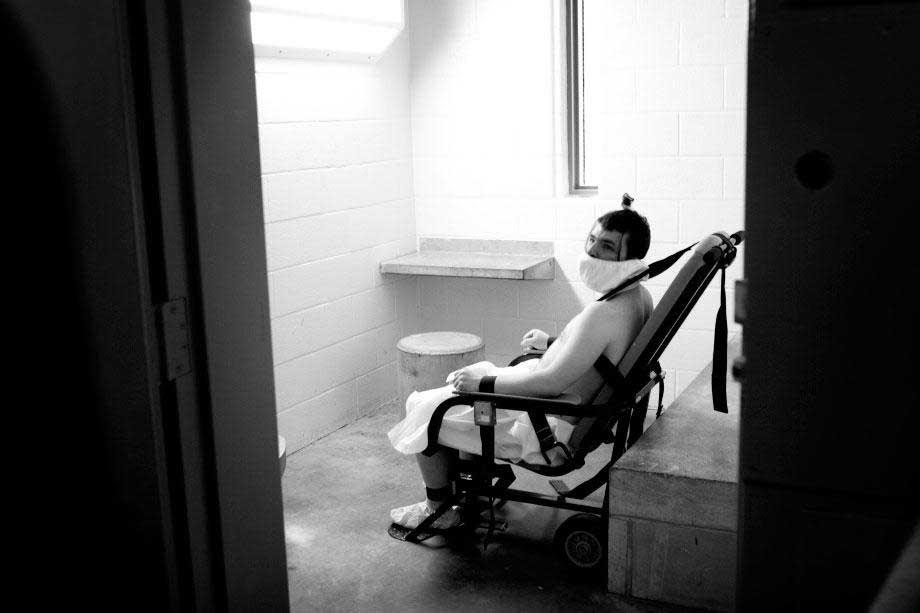 Mental illness leads man to incarceration ...
