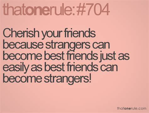 Quotes About Strangers Becoming Best Friends