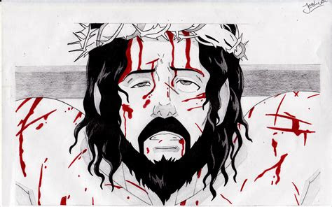 jesus christ  jesusagudo  deviantart