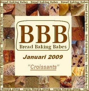 BBB January Logo: Croissants