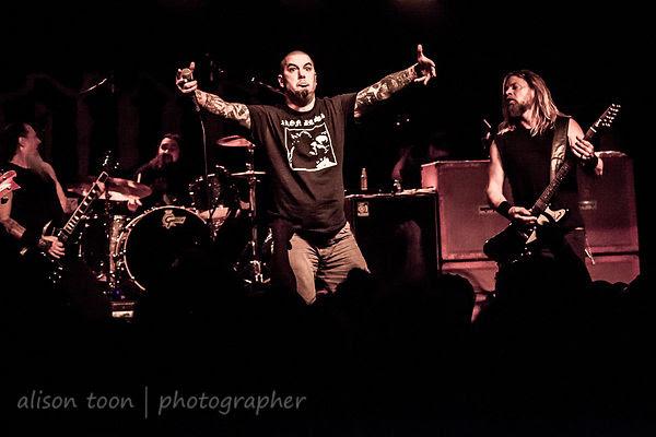 Down (the band), Sacramento