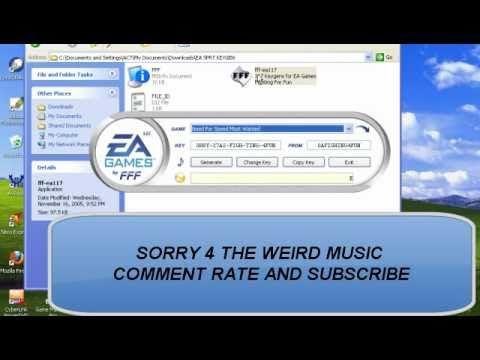 ea sports ufc cd key generator download