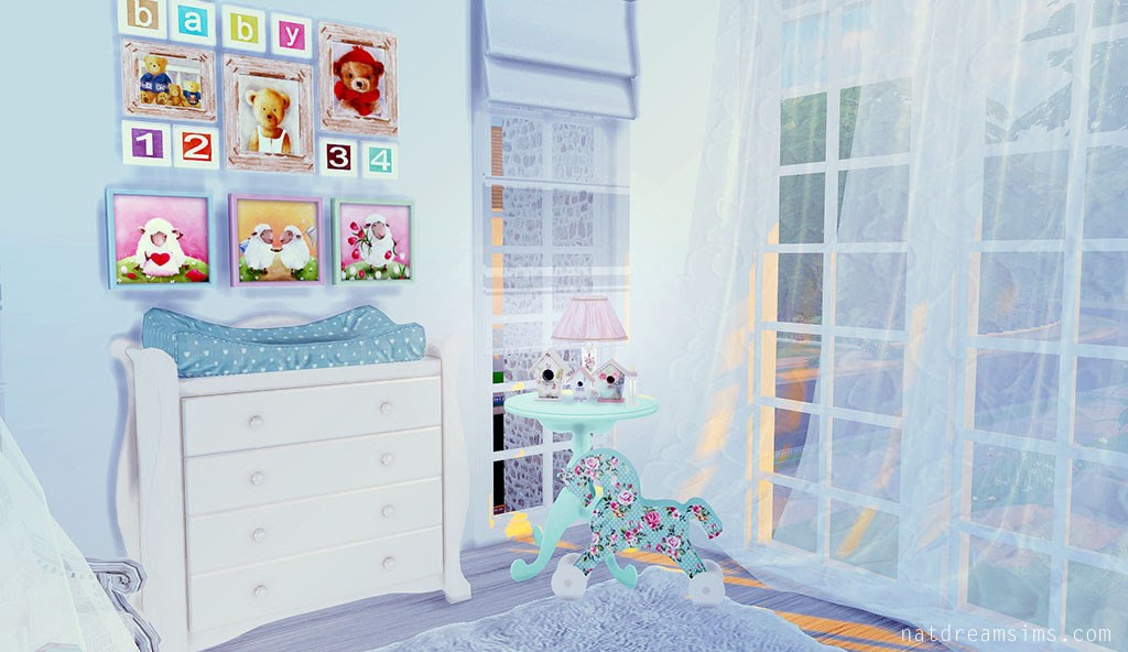baby room thesims4