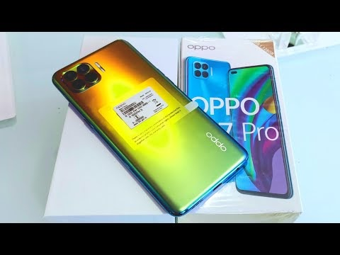 Oppo F17Pro Diwali Edition (Matte Gold )Unboxing ,First Look & Review!