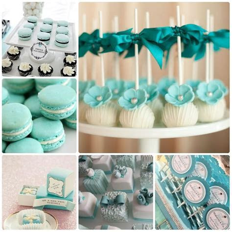 A Chic Tiffany Blue Wedding Theme     TopWeddingSites.com