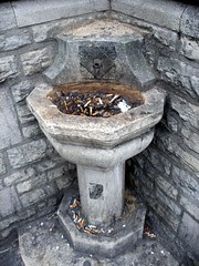 Nicotine fountain